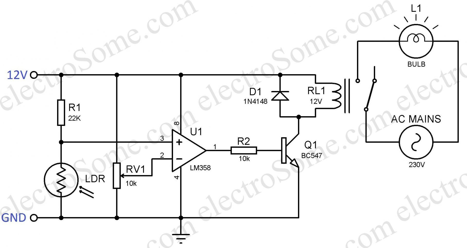 Diagram Circuit Lamp Wiring Fluorescent Picturesque Www Fixture Elegant Light Luxury Wiringgram Lighting Socket Bulb Touch Sensor Fog With