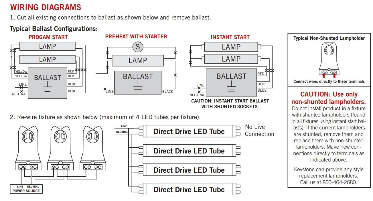 Robertson Worldwide ISA232T8HEMV A 3P 120 And 2 Lamp T8 Best Ballast Wiring Diagram