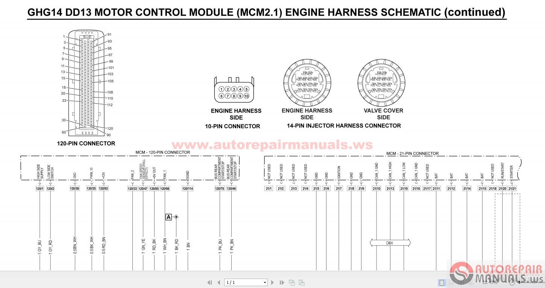 detroit diesel series 60 ecm wiring diagram new wiring diagram image rh mainetreasurechest com Detroit 60 Series Motor Schematic Detroit 60 Series Motor Schematic