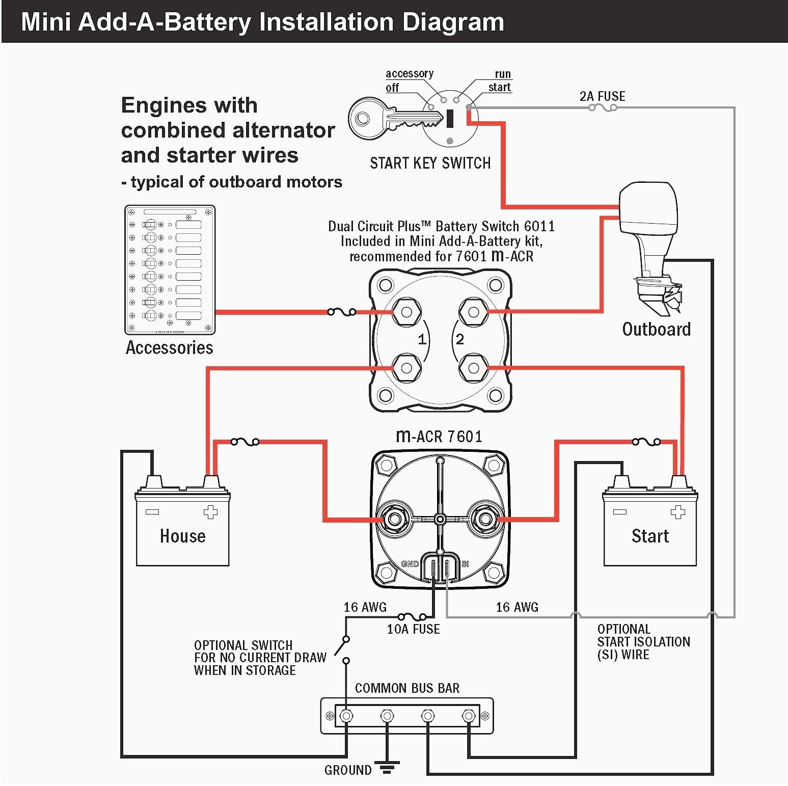 dual rv battery wiring diagram best of wiring diagram image rh mainetreasurechest com Battery Isolator Wiring-Diagram Challenger On RV Battery Wiring Diagram