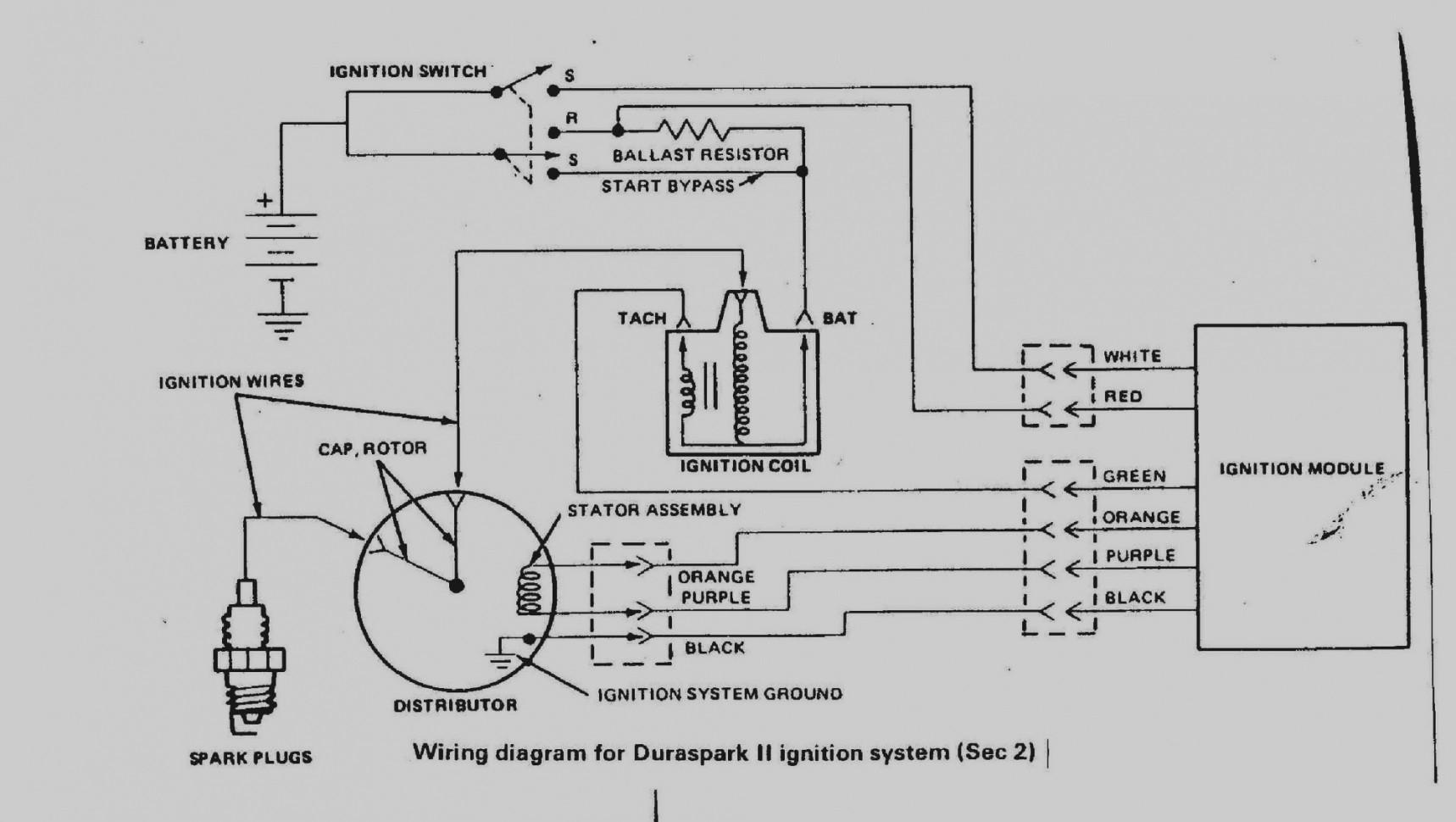 Unique Duraspark Wiring Diagram Free Image 1989 Ford Ignition Module