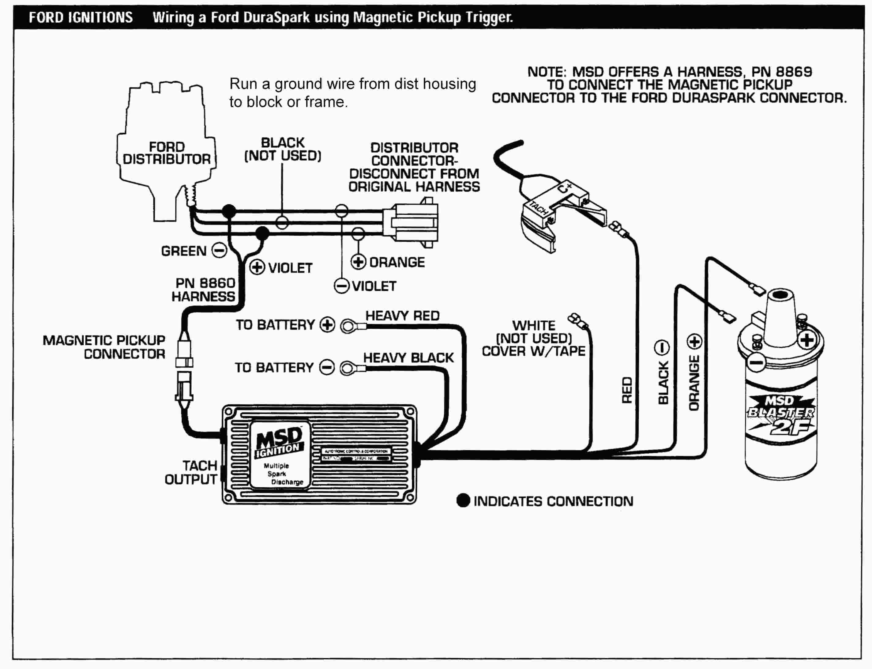 Duraspark 2 Wiring Diagram New ford Ignition Wiring Diagram – Fooddailyub  Duraspark 2 Wiring Diagram