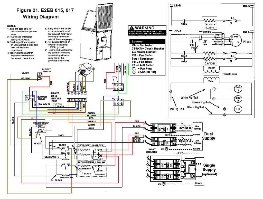 Intertherm Electric Furnace Wiring Diagram Awesome 9 Best nordyne Furnace Wiring Diagram E2eb 012ha nordyne