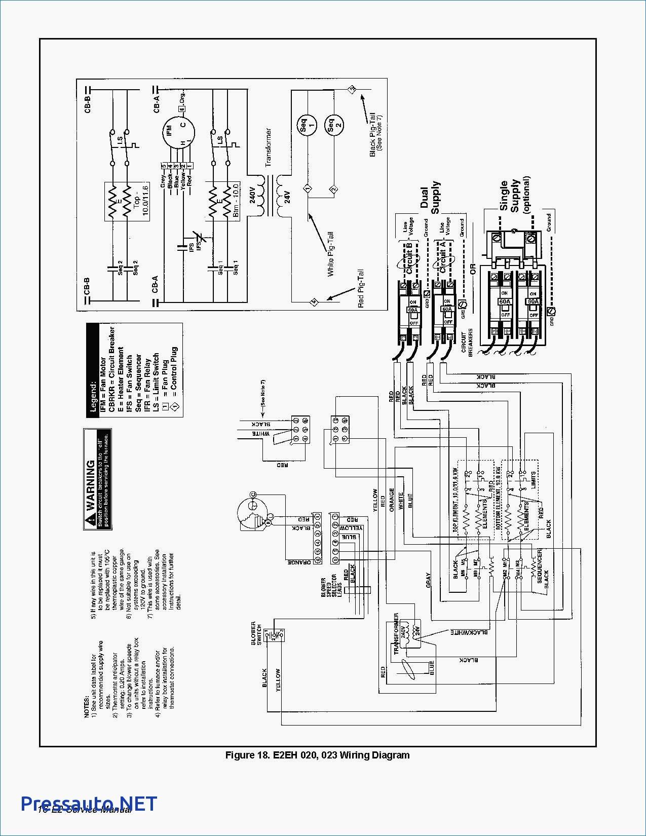 Wiring Diagram Intertherm E2eb 012ha Mobile Home Bright 4 Wire For 18