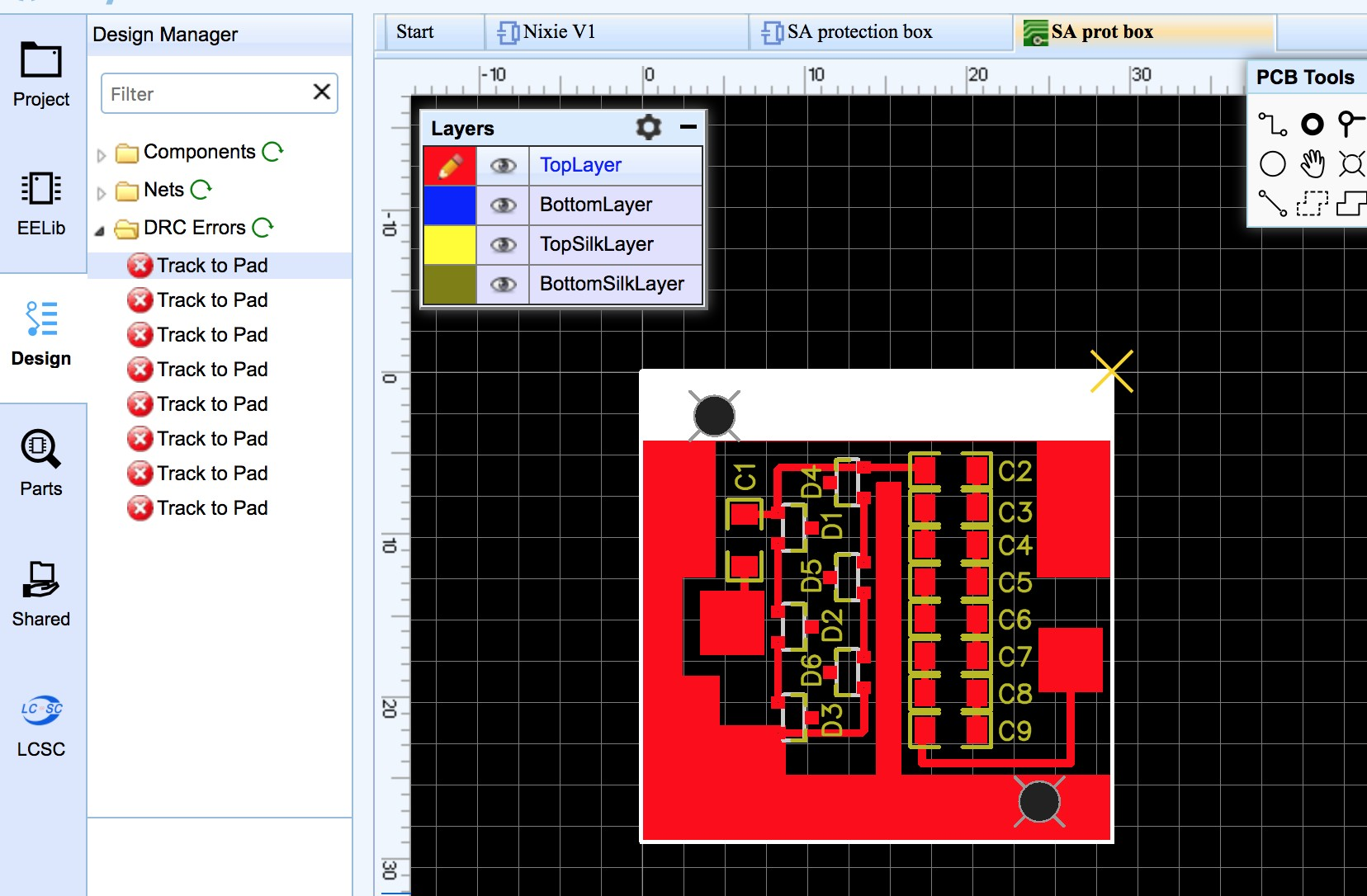 Easyeda Simulation Unique Wiring Diagram Image Is An Amazing Free Online Circuit Simulator Which Very Forum Easier Electronic Design Experience