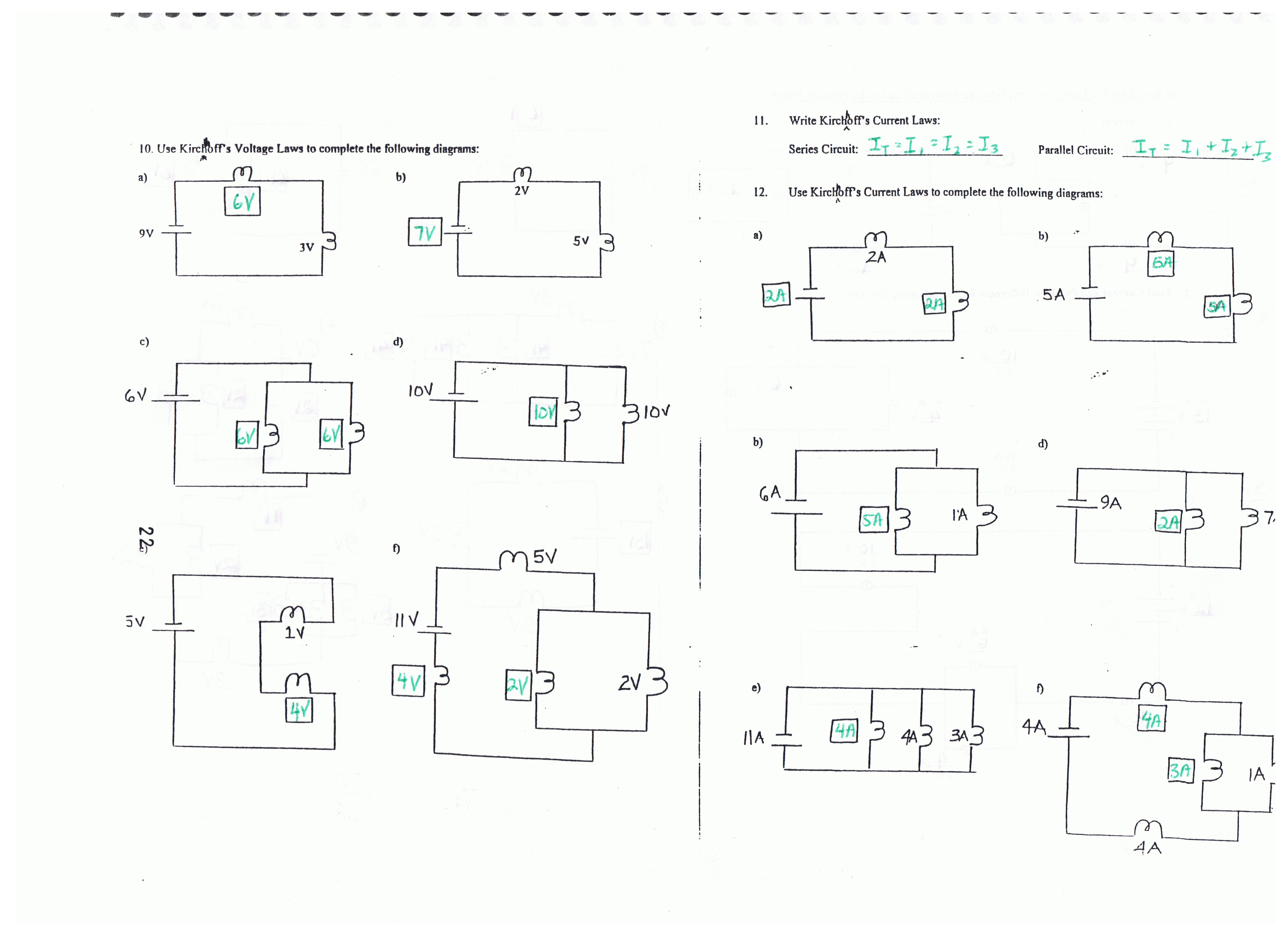 Electric Fence Schematic Diagram Diagrams Charger Circuit Worksheet Answers Block And Circuits Worksheets