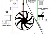 Electric Fan Relay Wiring Diagram Unique Fresh Cooling Fan Relay Wiring Diagram Wiring