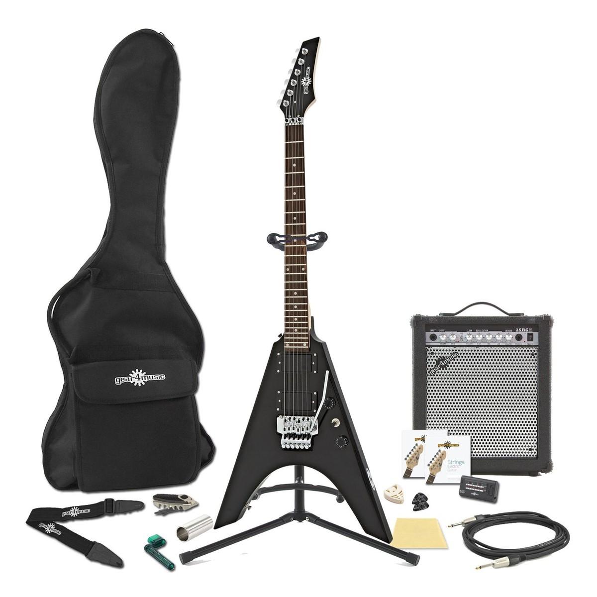Harlem V Electric Guitar 35W Amp Pack Loading zoom