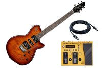 Electric Guitar Input Jack Unique Godin Guitars Xtsa Synth Access 3 Voice Electric Guitar Lightburst