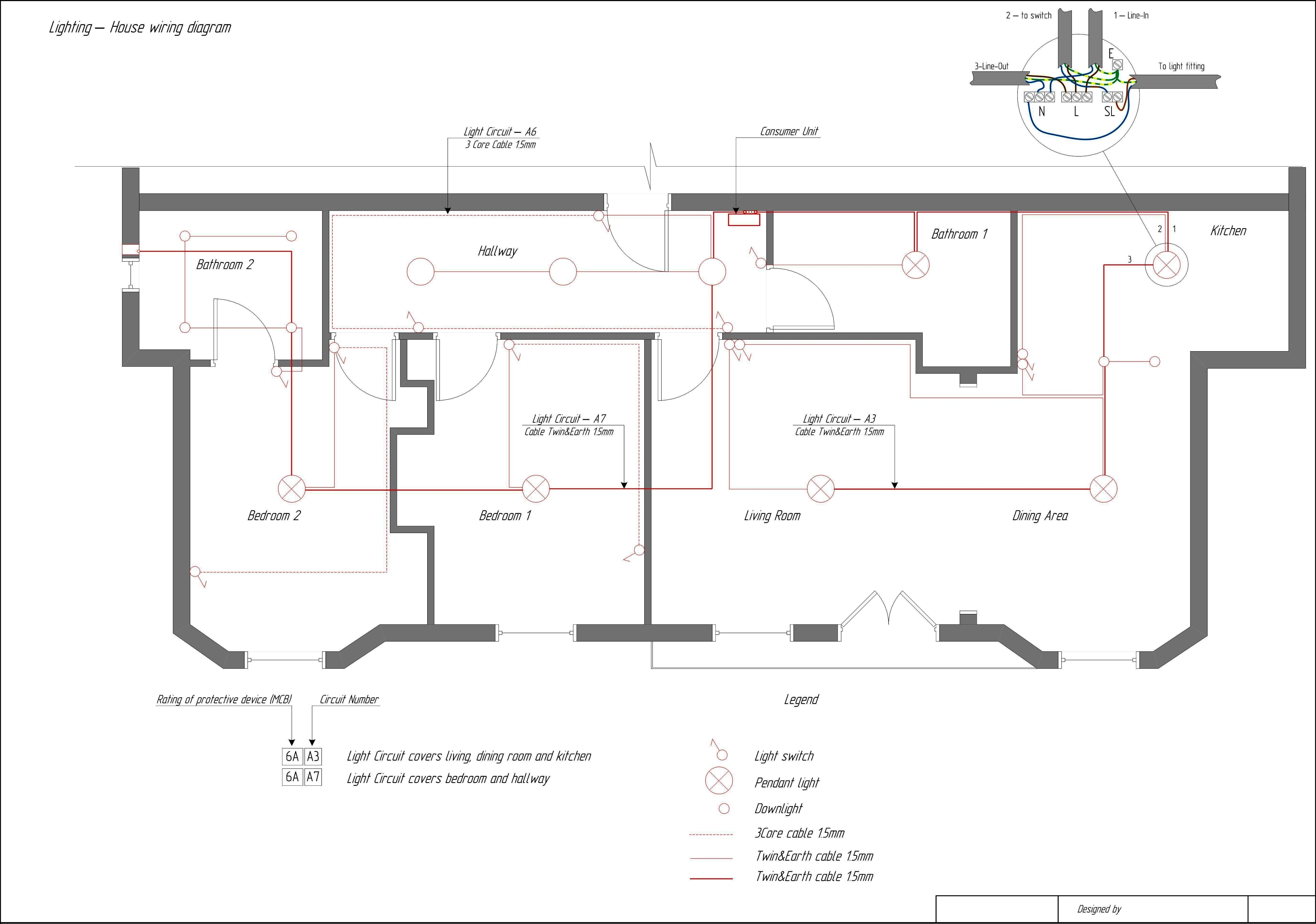 Electrical Wiring Diagrams New House Wiring Diagram House Wiring Diagrams Database