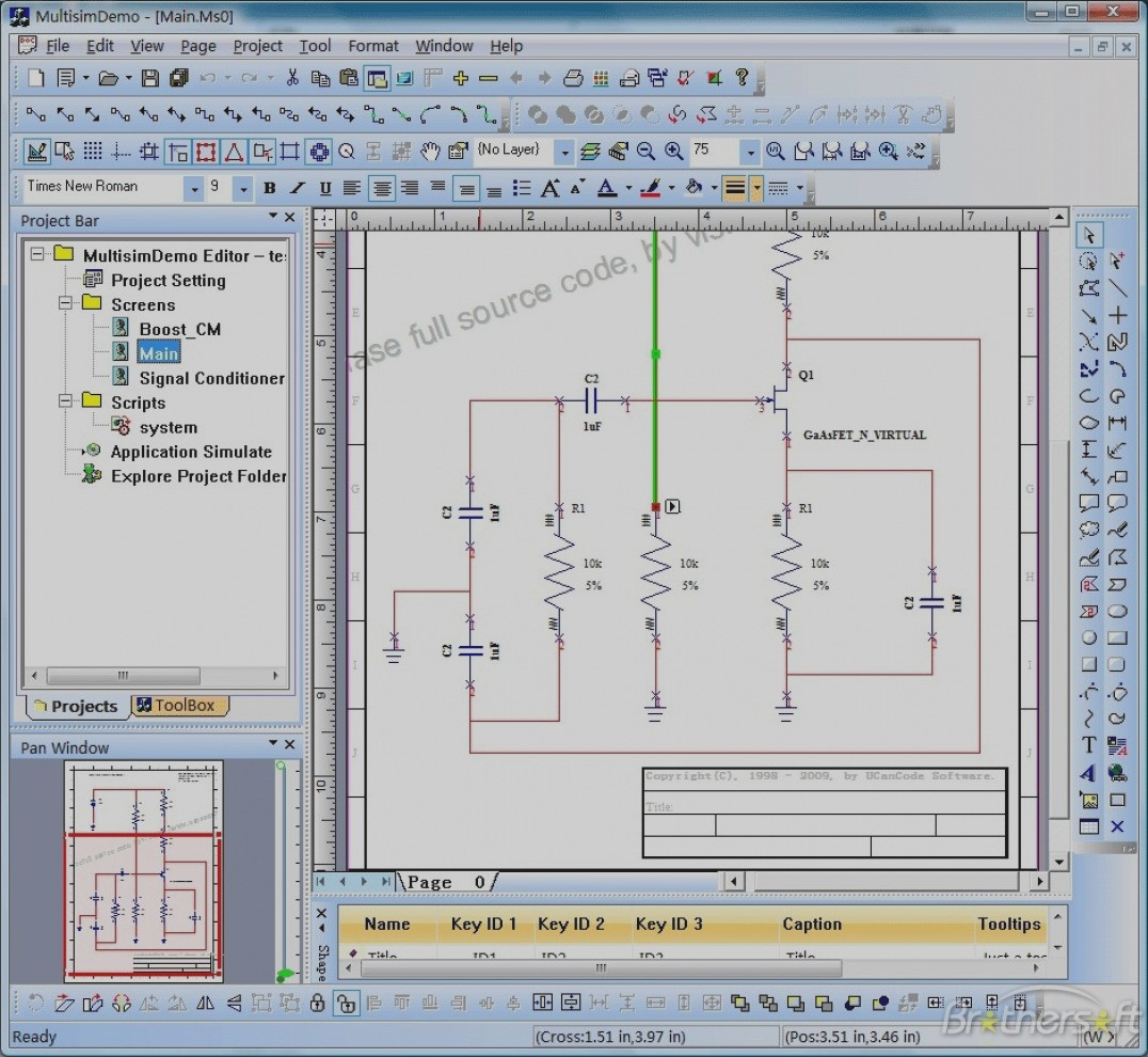 Circuit Diagram Simulation Software Free Download Esketch Prosc Wiring Freeware Best Mac Design Ponent For