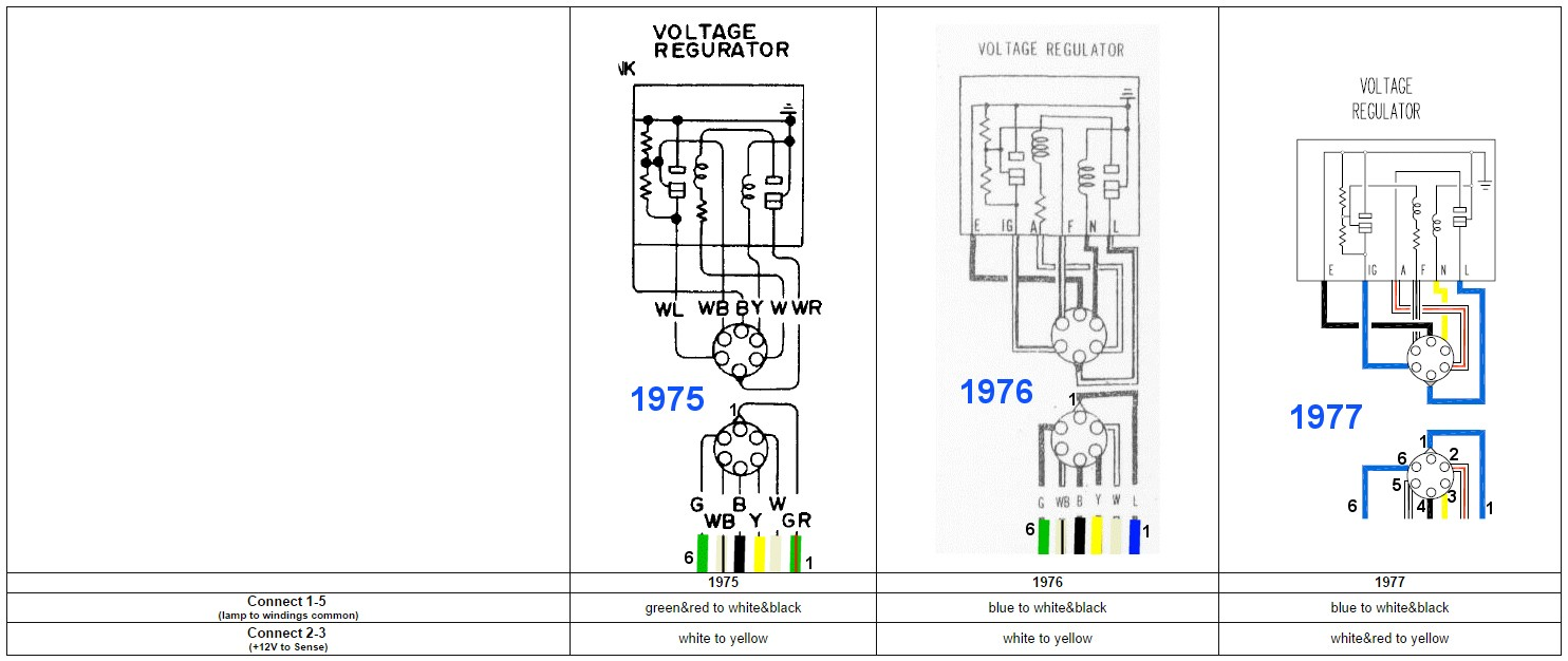 1976 Ford Voltage Regulator Wiring Diagram Kubota Datsun Wire Center U2022 Rh Designbits Co Alternator 1955