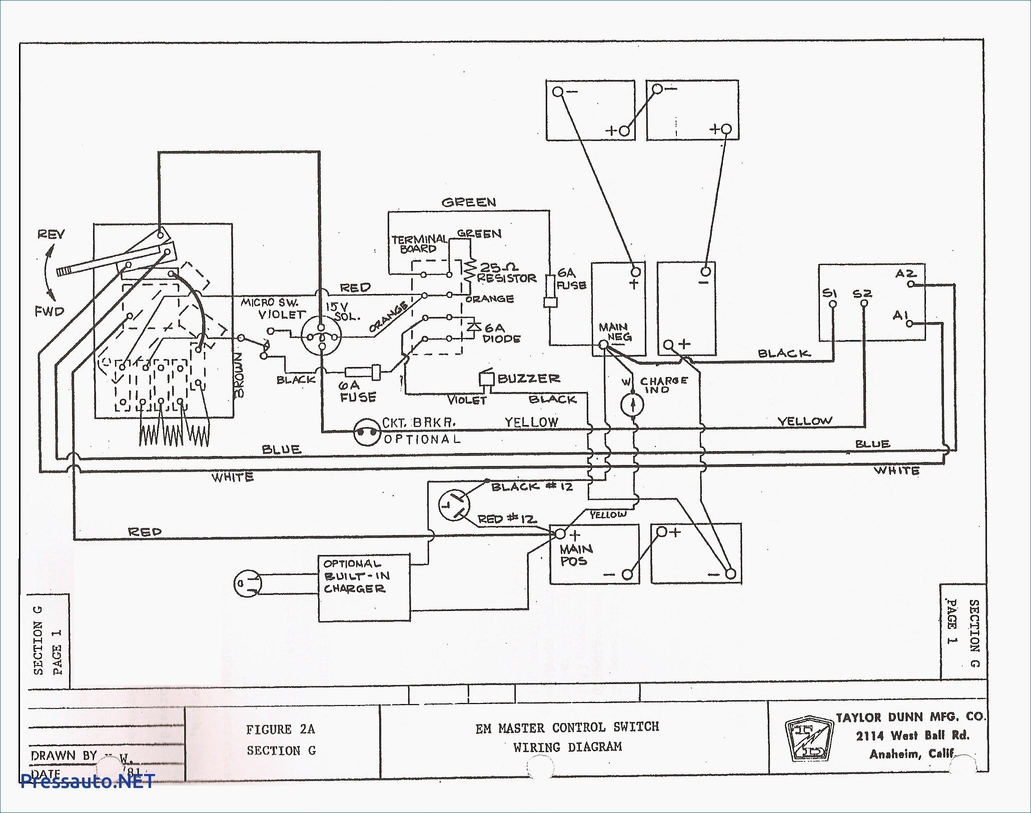 beautiful 1999 ezgo txt wiring diagram festooning