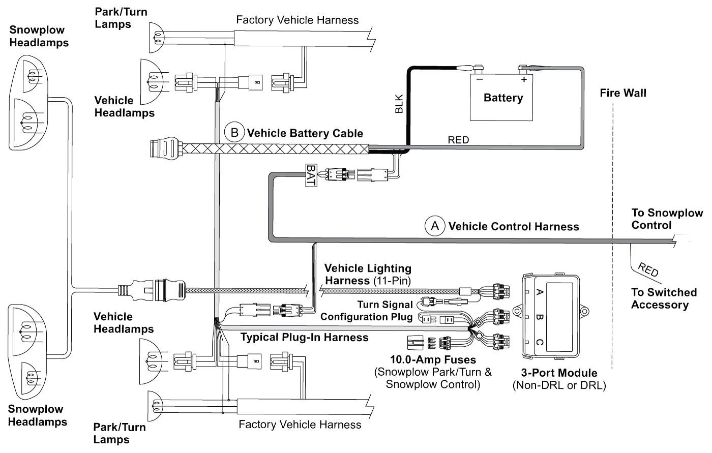 Fisher Minute Mount Plow Wiring Diagram Webtor Me Fisher Minute Mount 2