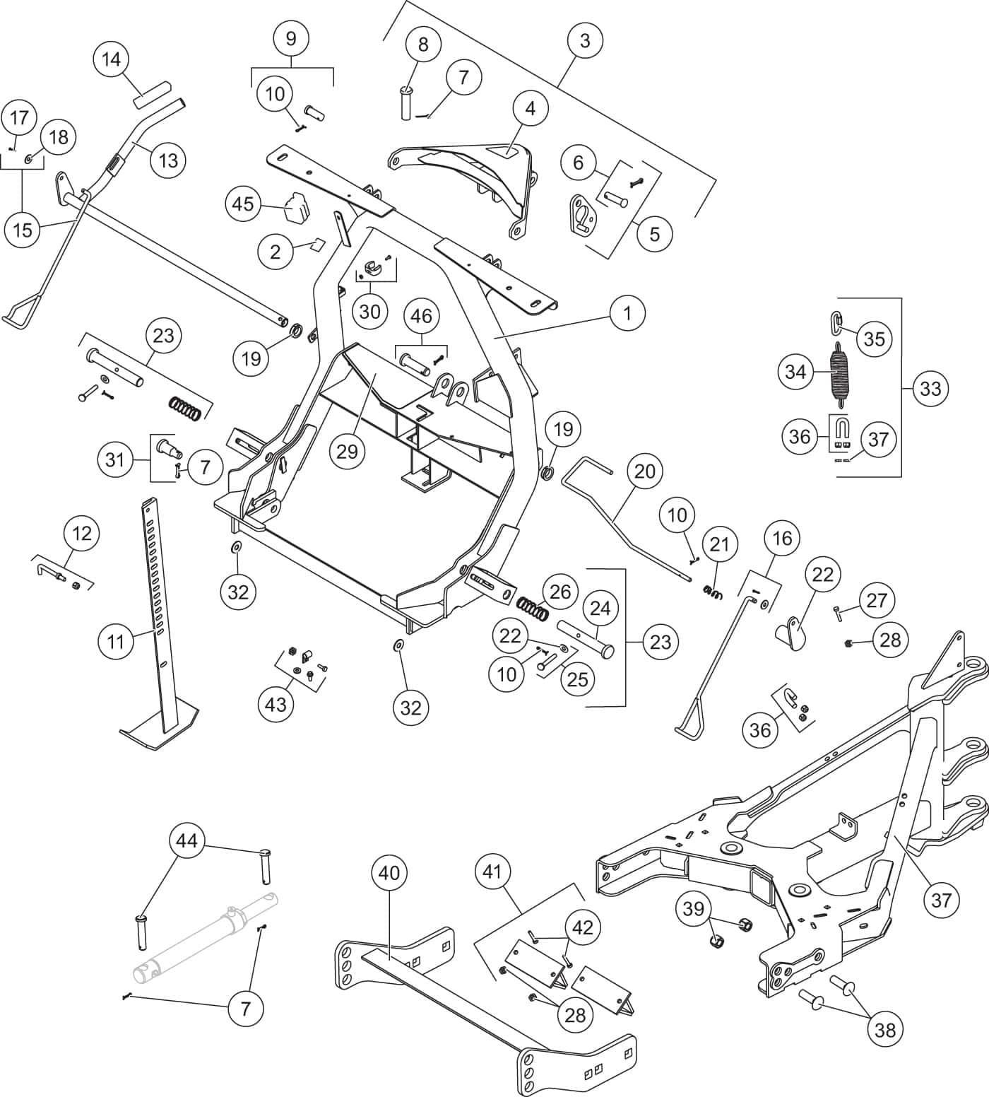 XV2™ Headgear and T Frame ponents