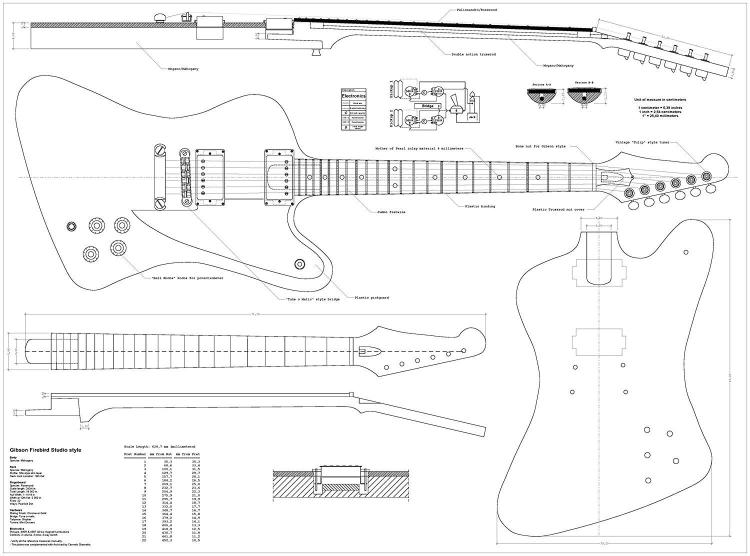 1969 Gibson Flying V Wiring Schematic Example Electrical Firebird Harness Diagram A Switch From Receptacle 67