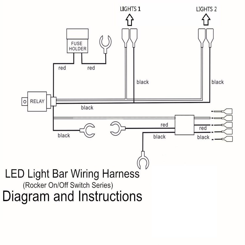 Fog Light Wiring Diagram Best Vision X Light Bar Wiring Diagram Wiring Diagram