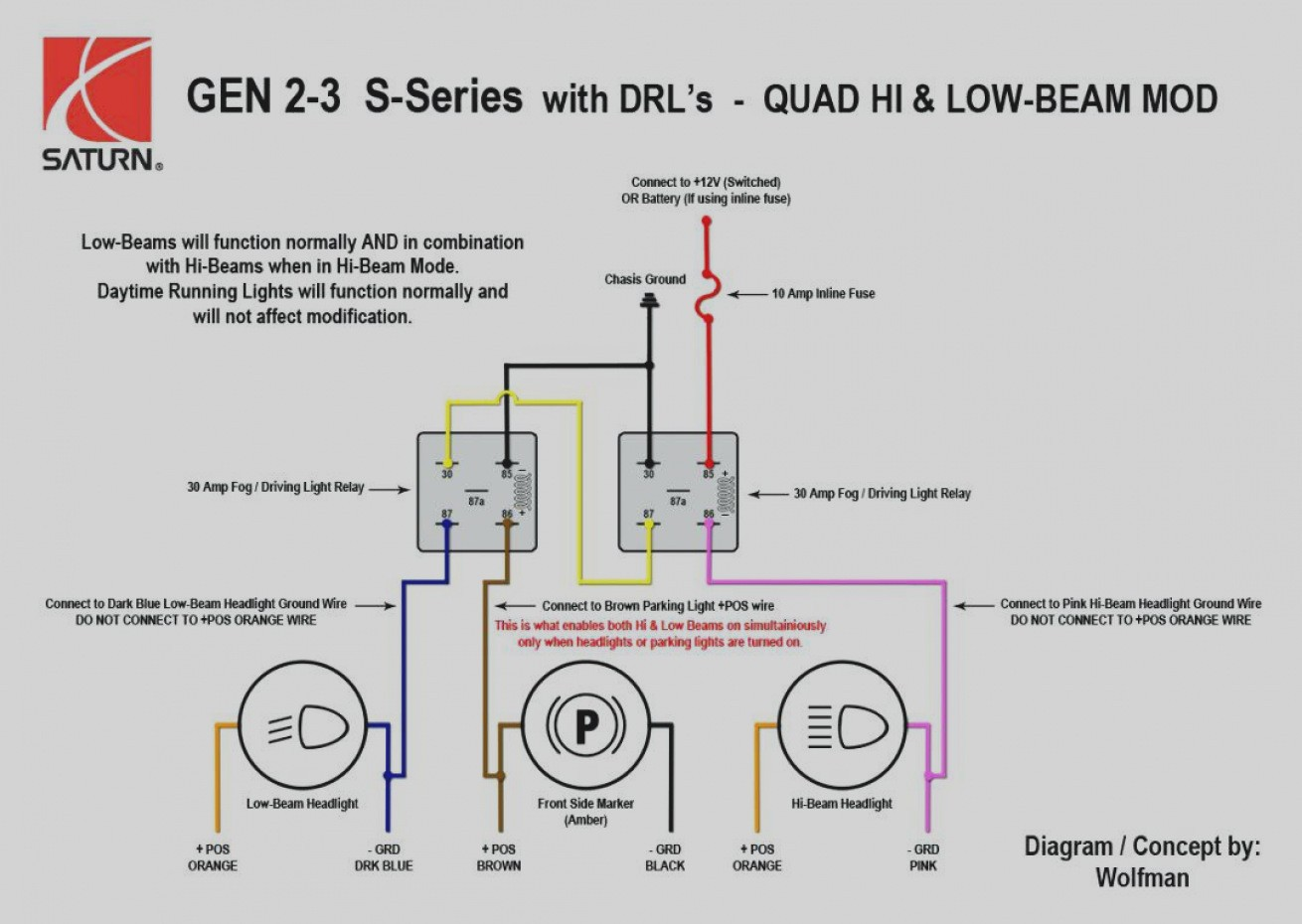 Fog light relay wiring diagram unique wiring diagram image 5 bosch 4 pin relay wiring diagram switch inside driving lights at swarovskicordoba Gallery