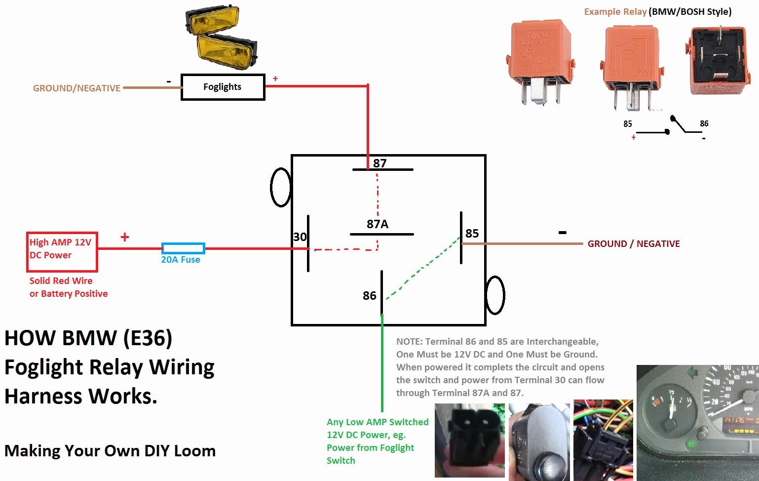 Bmw Fog Lights Wiring Diagram Switch For Basic U2022 Rh Rnetcomputer Co Light