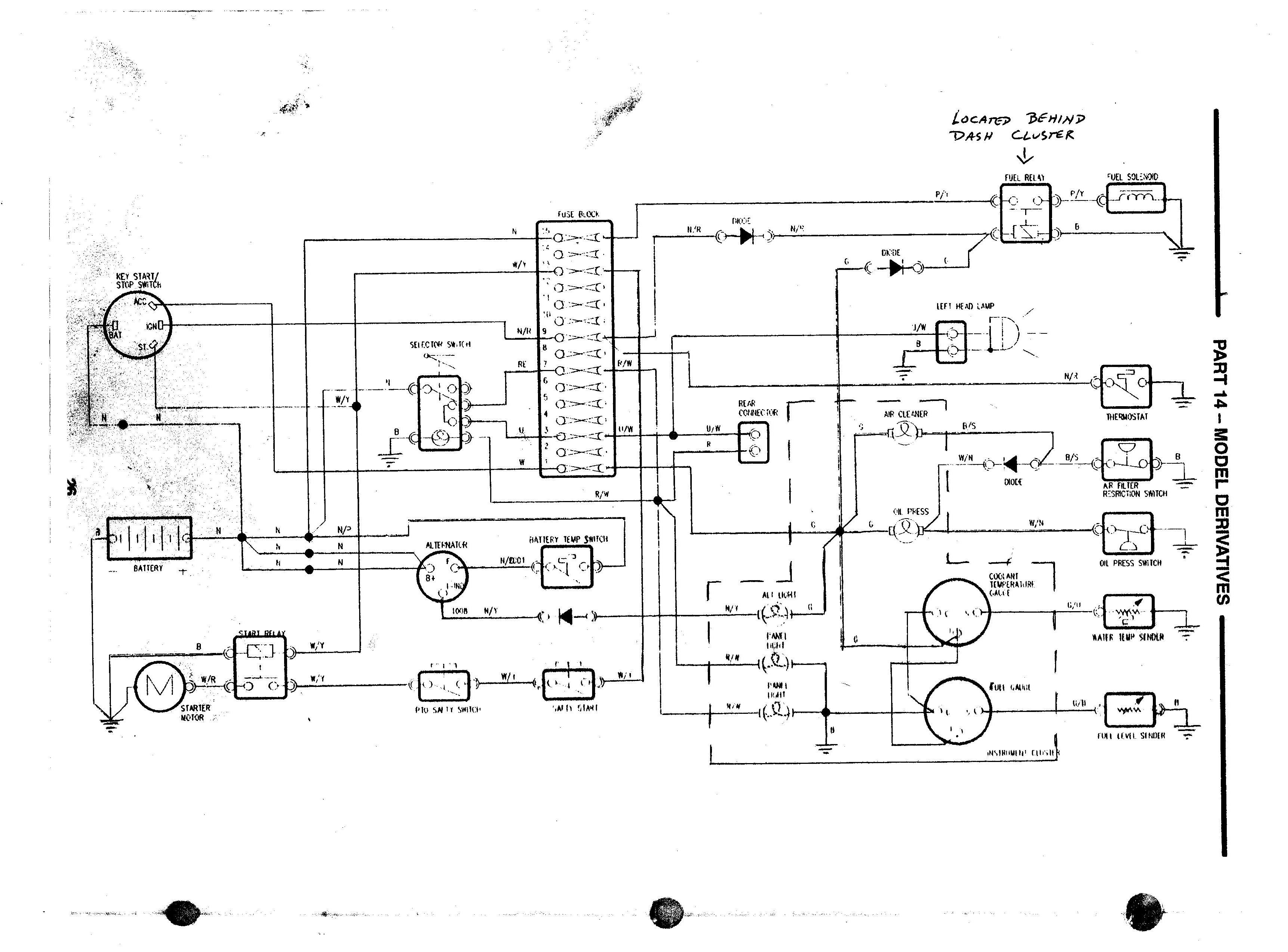 Ford 3230 Tractor Wiring Diagram Diagrams 9n Parts Steering Imageresizertool Com Diesel 12v