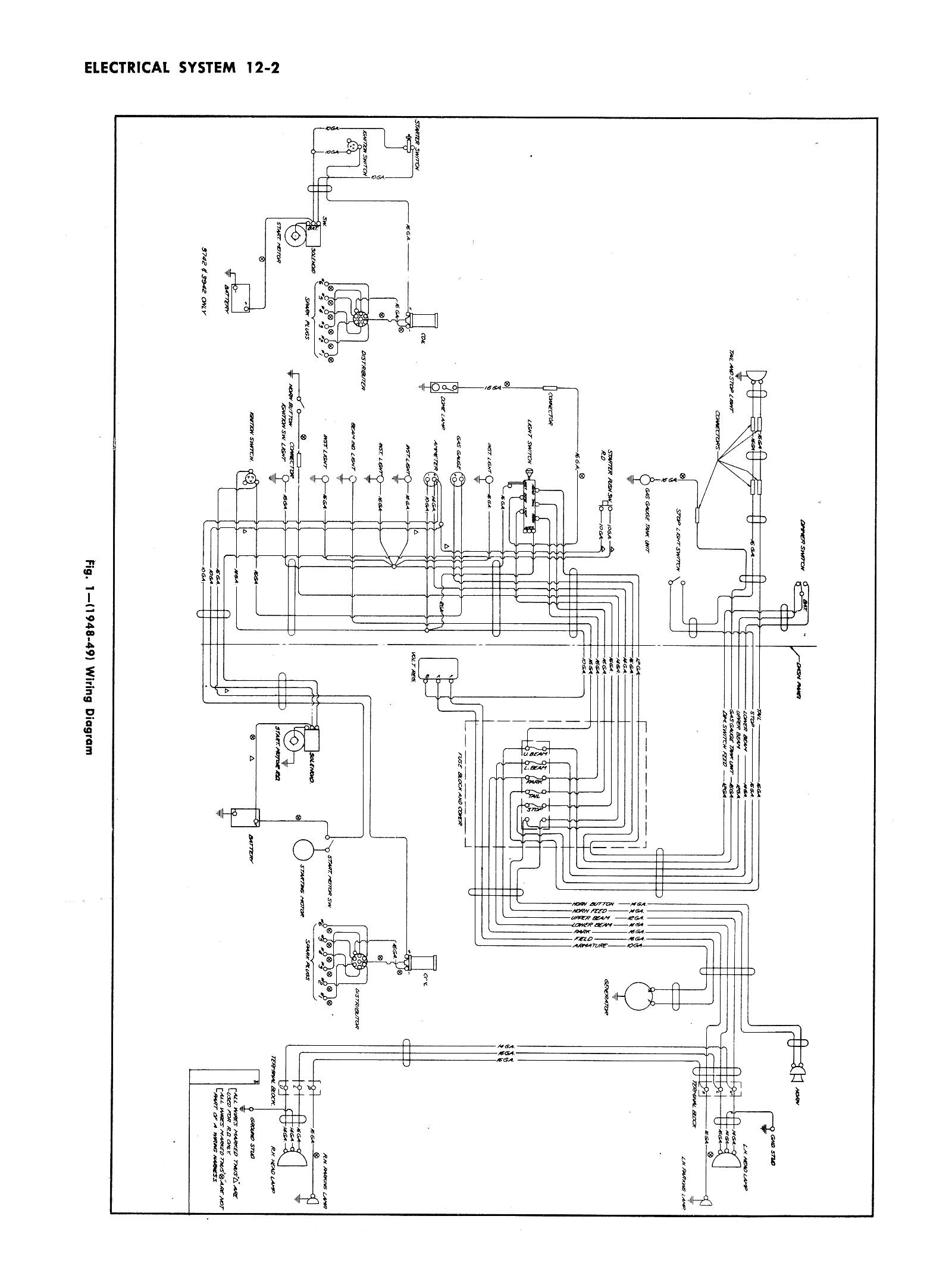 1952 Ford Pickup F1 F2 F3 V8 Cowl Wire Loom Wiring Harness Ebay 1951 Trusted Diagrams Horn Diagram For Data U2022 7700 Tractor
