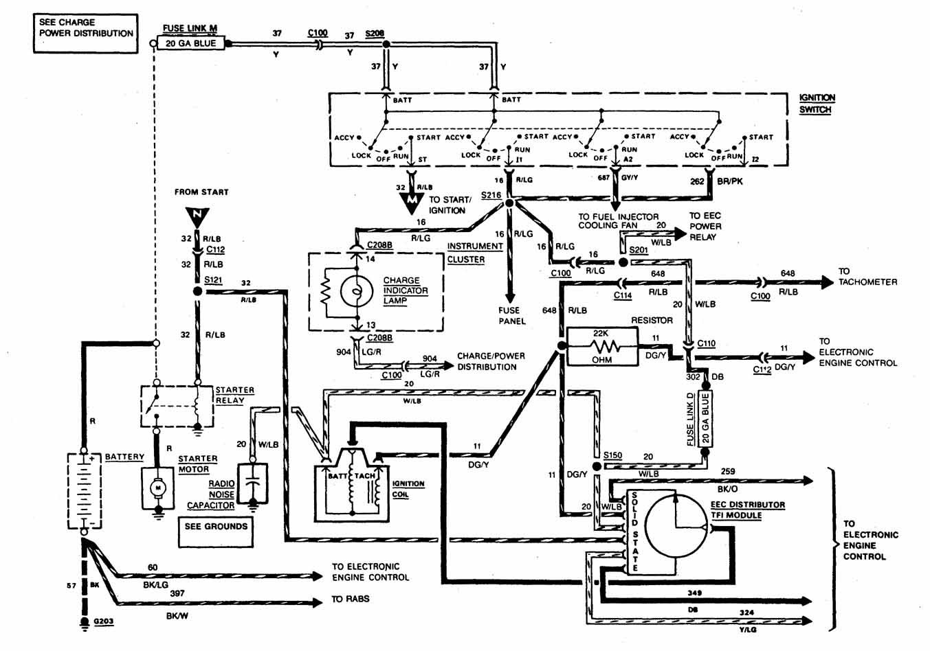 1984 Ford F150 Starter Solenoid Wiring Diagram Electrical Work