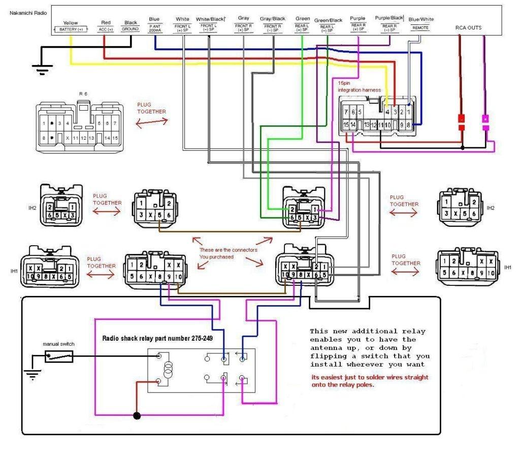 toyota car wiring diagram wiring library Clarion Radio Wiring Diagram toyota car radio stereo audio wiring diagram autoradio connector fujitsu ten
