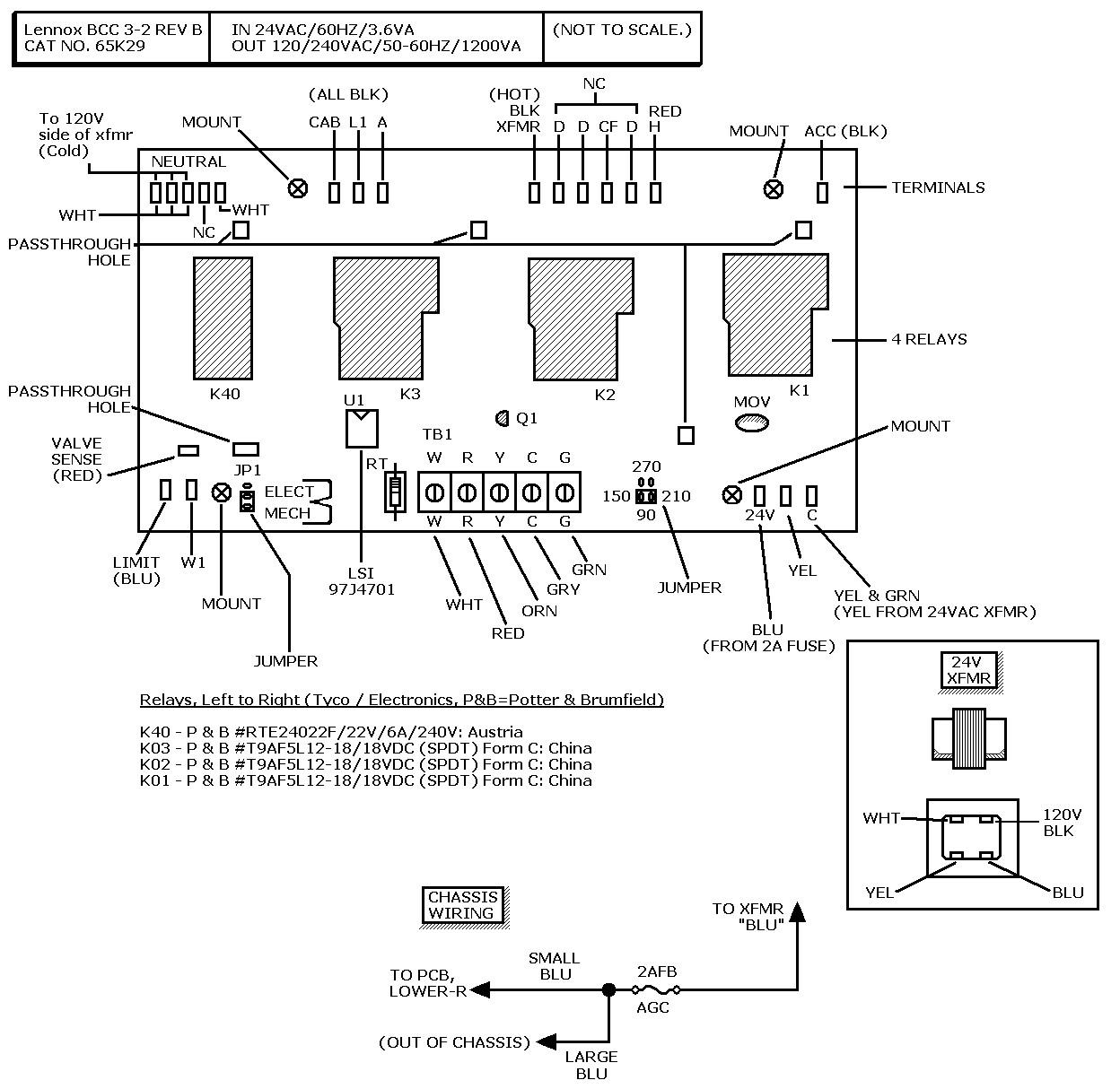 Furnace Control Board Wiring Diagram Controller Furnace2 In