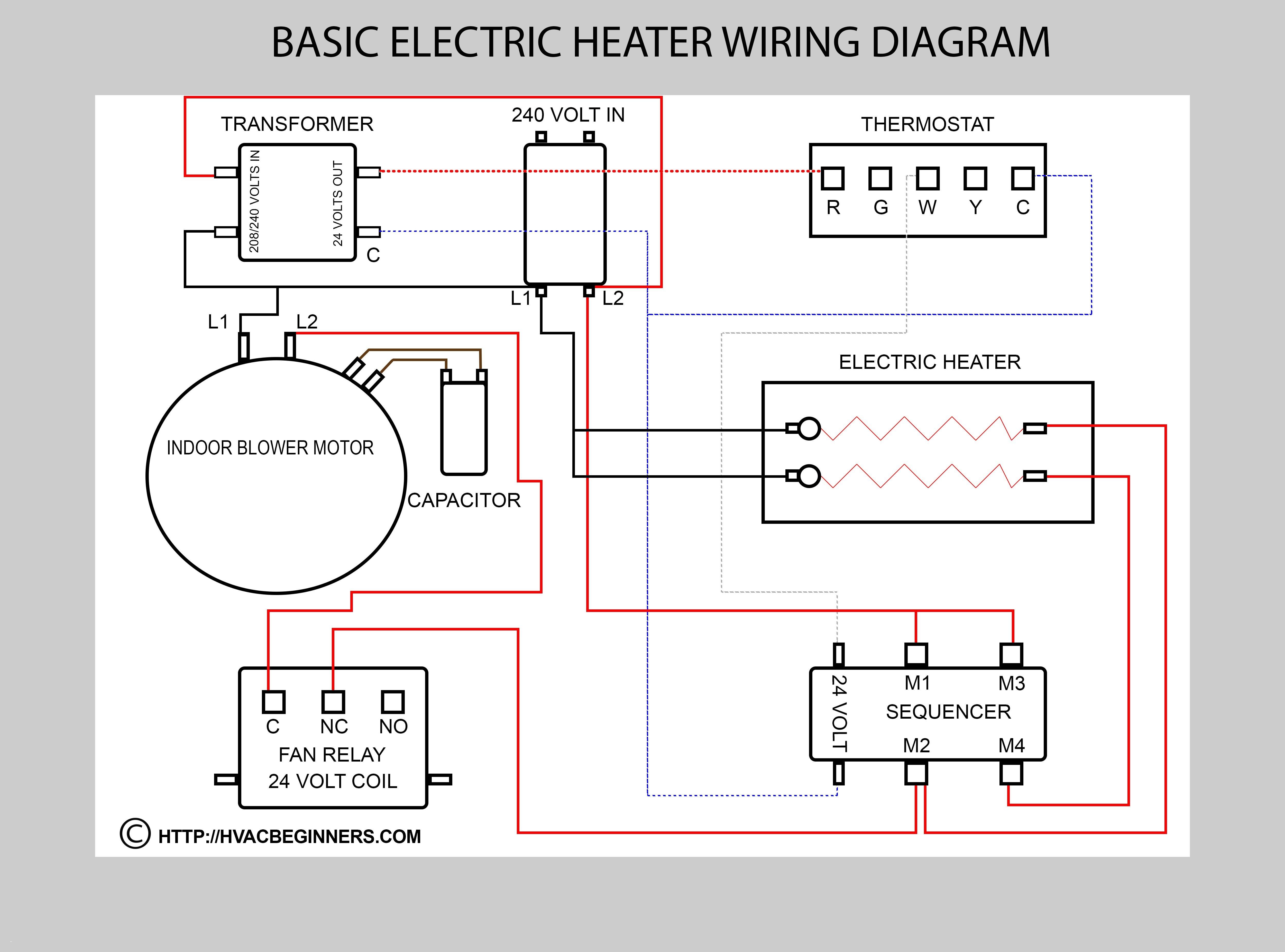 Furnace Wiring Diagram New Heat Furnace Diagram Wiring Diagram