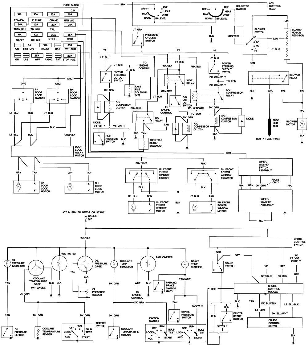 Furnace Wiring Diagram Best Repair Guides Wiring Diagrams Wiring Diagrams
