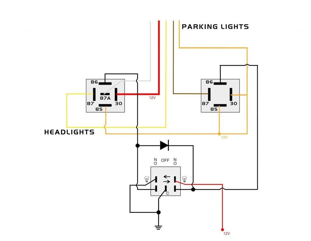Wiring Diagram Headlamp Relay Valid Headlight Relay Wiring Diagram Best Patent Us Electromechanical Ipphil Awesome Wiring Diagram Headlamp Relay