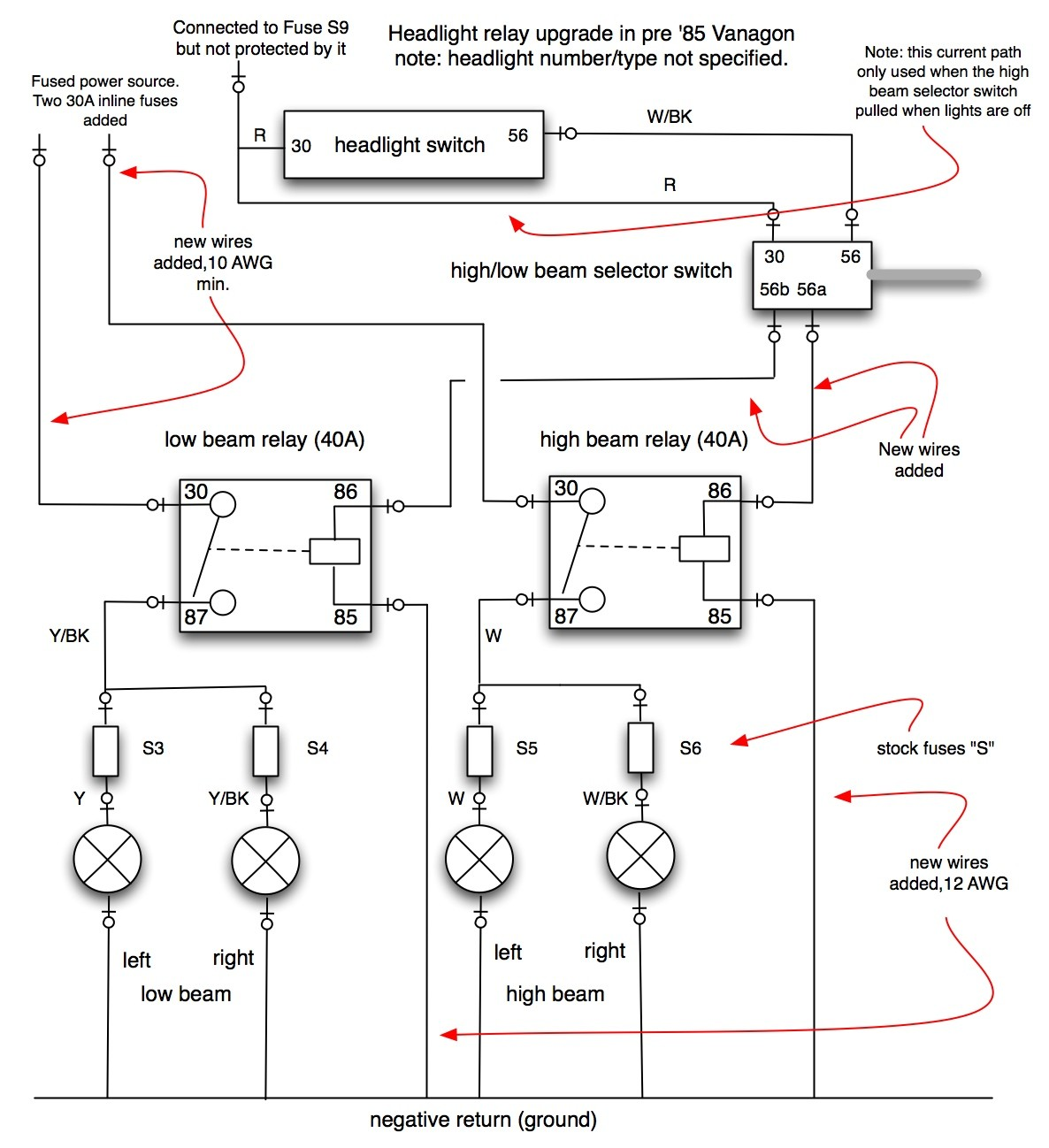 Headlight Relay Wiring Diagram New Image Potential Jerrysmasterkeyforyouand