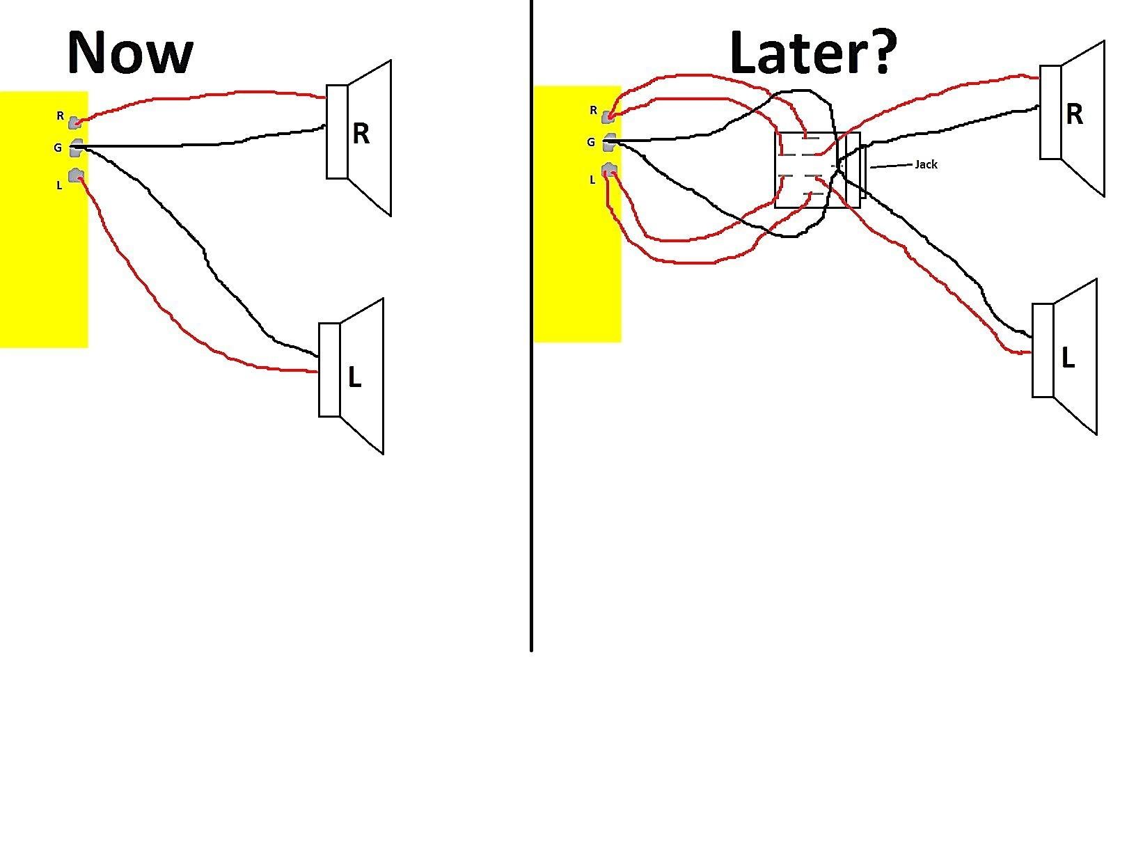 Headphone Jack Wiring Diagram Inspirational Luxury Headphone Wiring Diagram Wiring