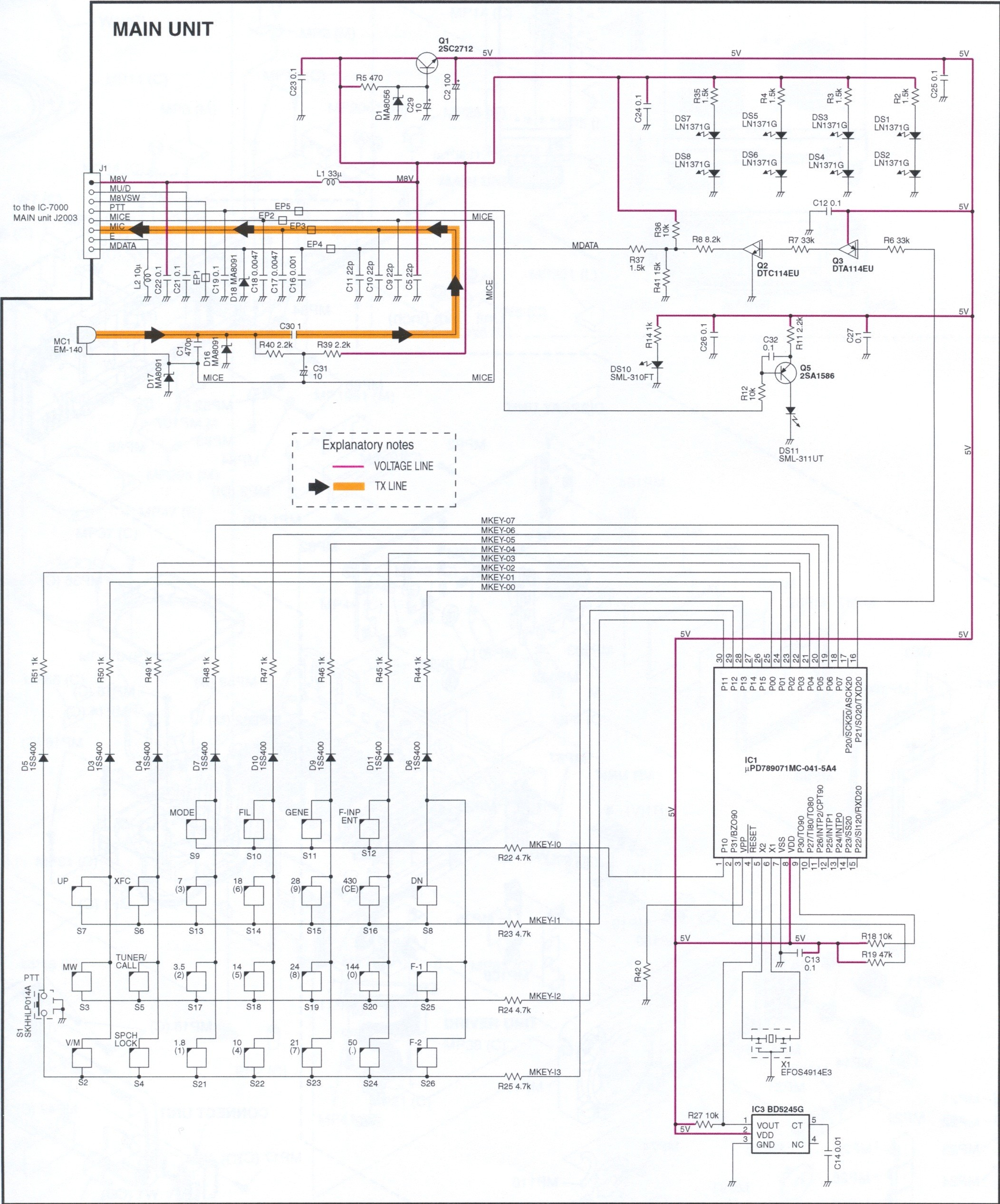 Cables Interfacing And Microphone Cable Wiring Diagram Teamninjaz Me Inside