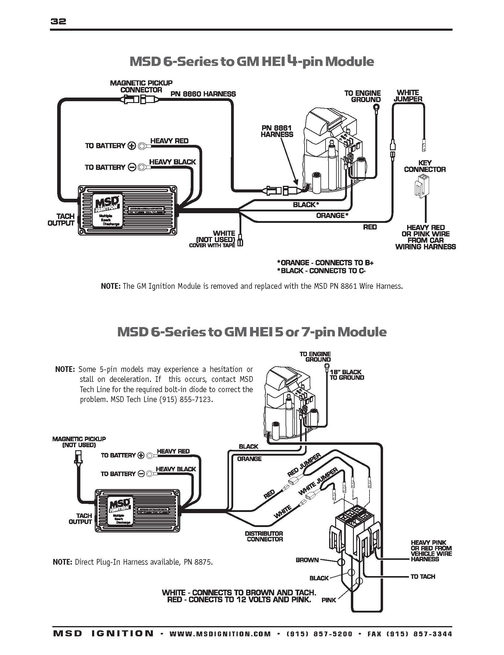 WRG-9423] Mallory 685 Ignition Wiring Diagram on