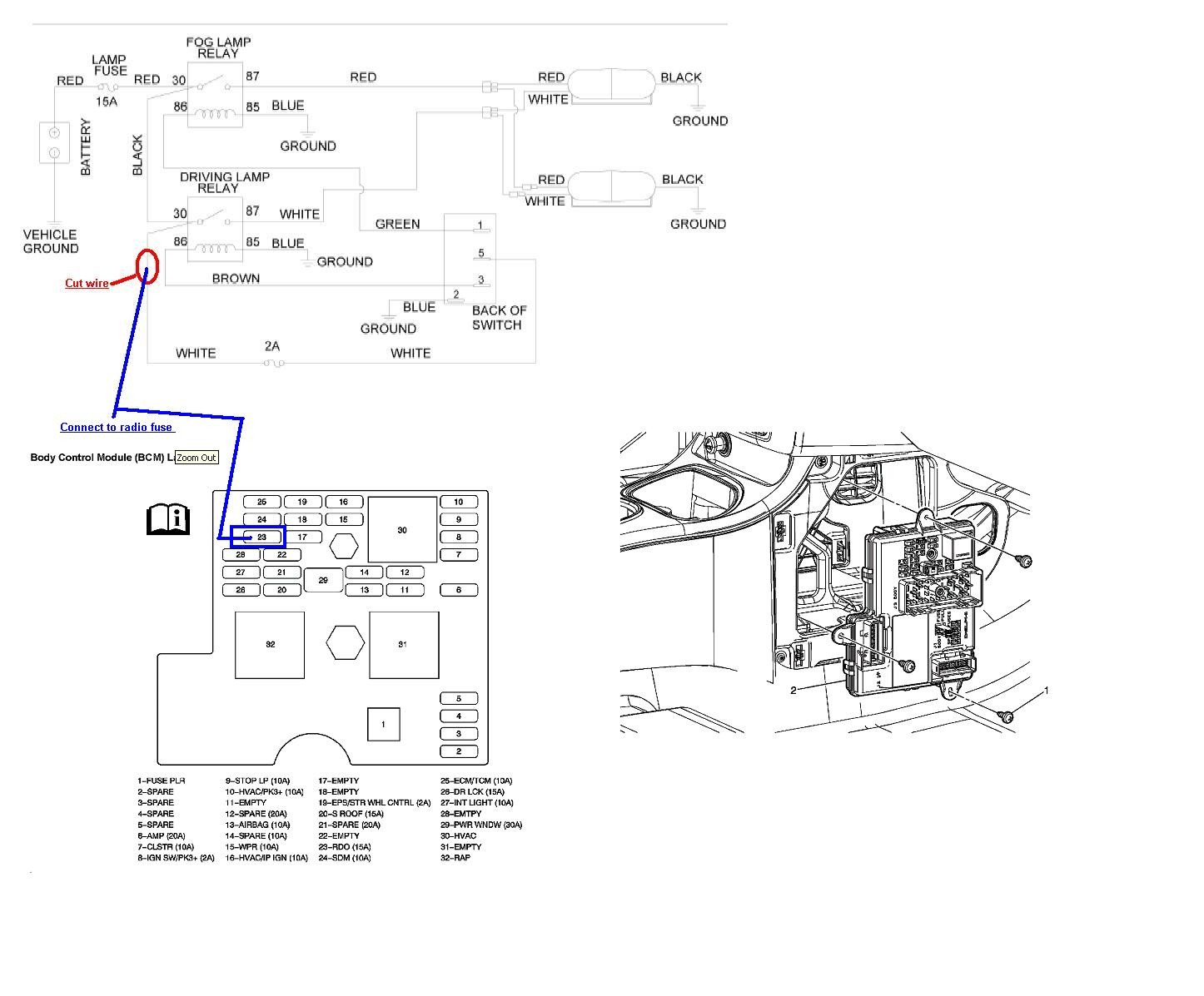 Hella Driving Lights Wiring Diagram Image Switch Graphic