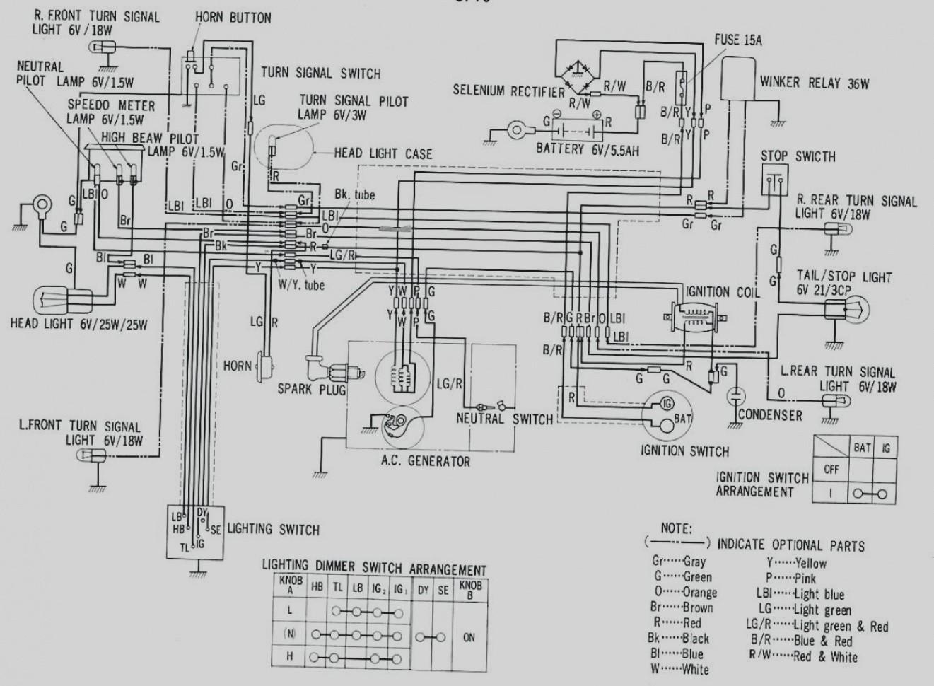 honda ruckus wiring diagram inspirational