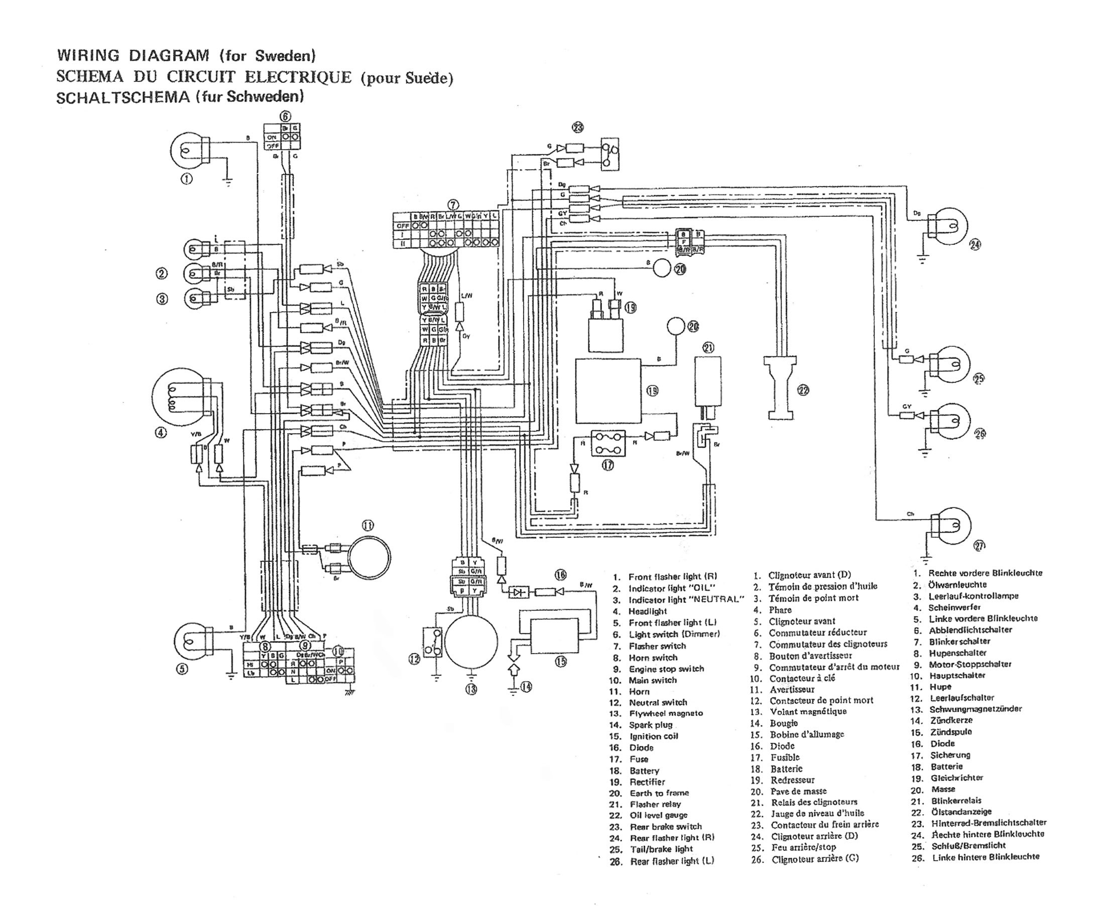 Honda Ruckus Wiring Diagram Inspirational Image Scooter Manual Refrence 50cc