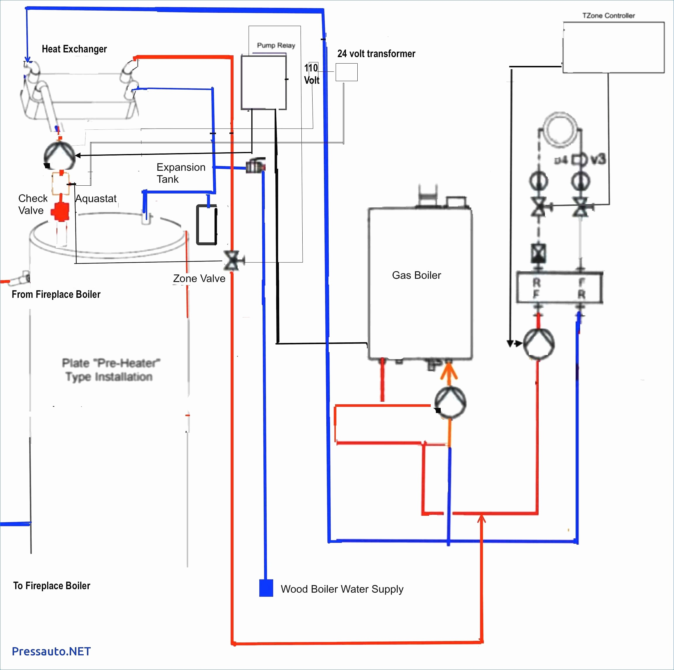 Honeywell Wiring Diagram Best Honeywell Aquastat Wiring Diagram  Tamahuproject org Lively Zone for