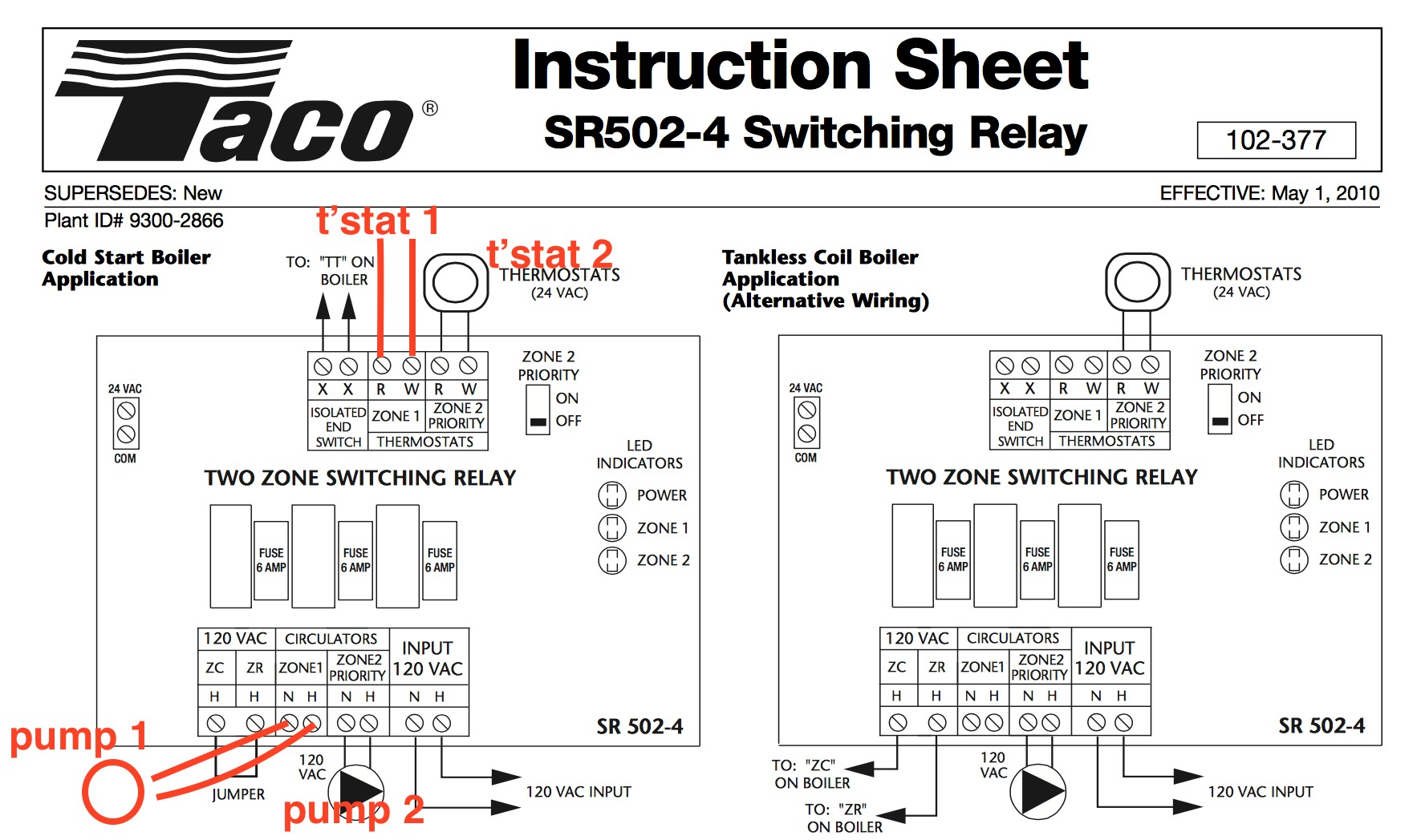 Honeywell Aquastat L8148e Wiring Diagram
