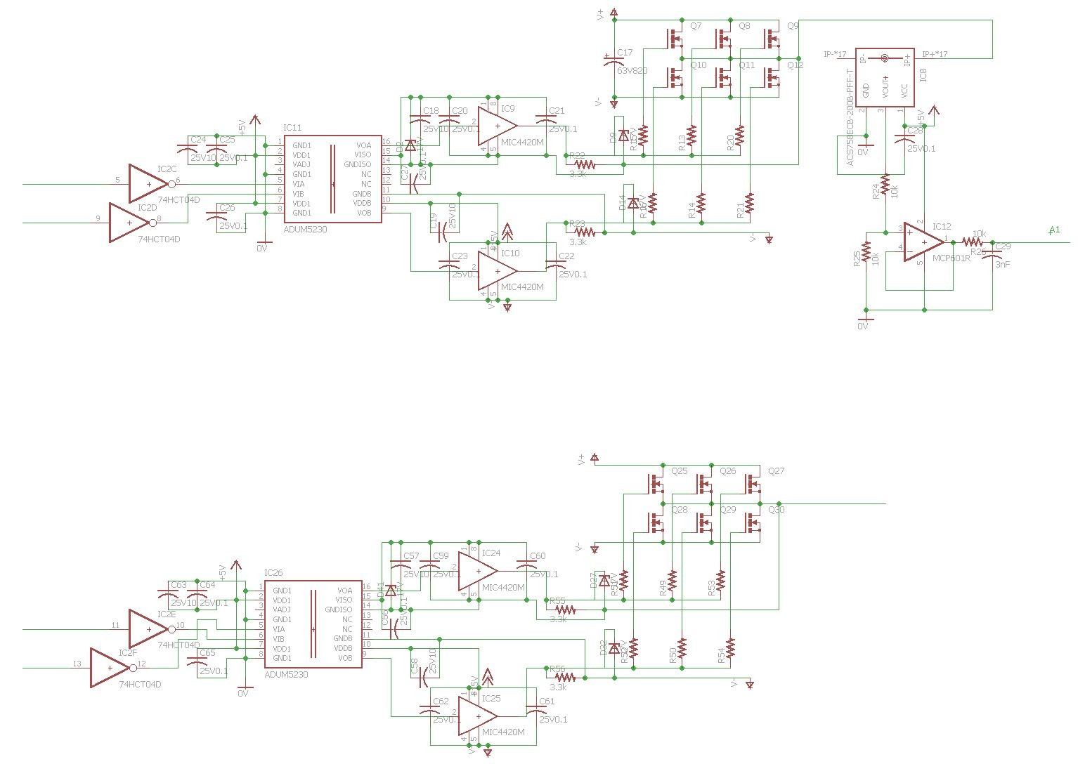 Inverter schematic