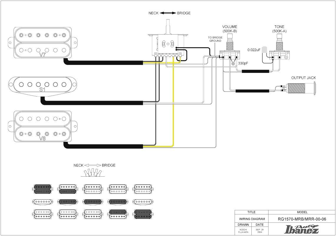 Rg1570 Stock Hsh Wiring Diagram 5 Way