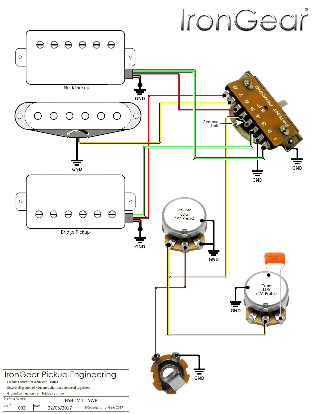 Wiring Diagram Guitar 3 Way Switch Save Hsh Wiring Diagram Wiring Diagram