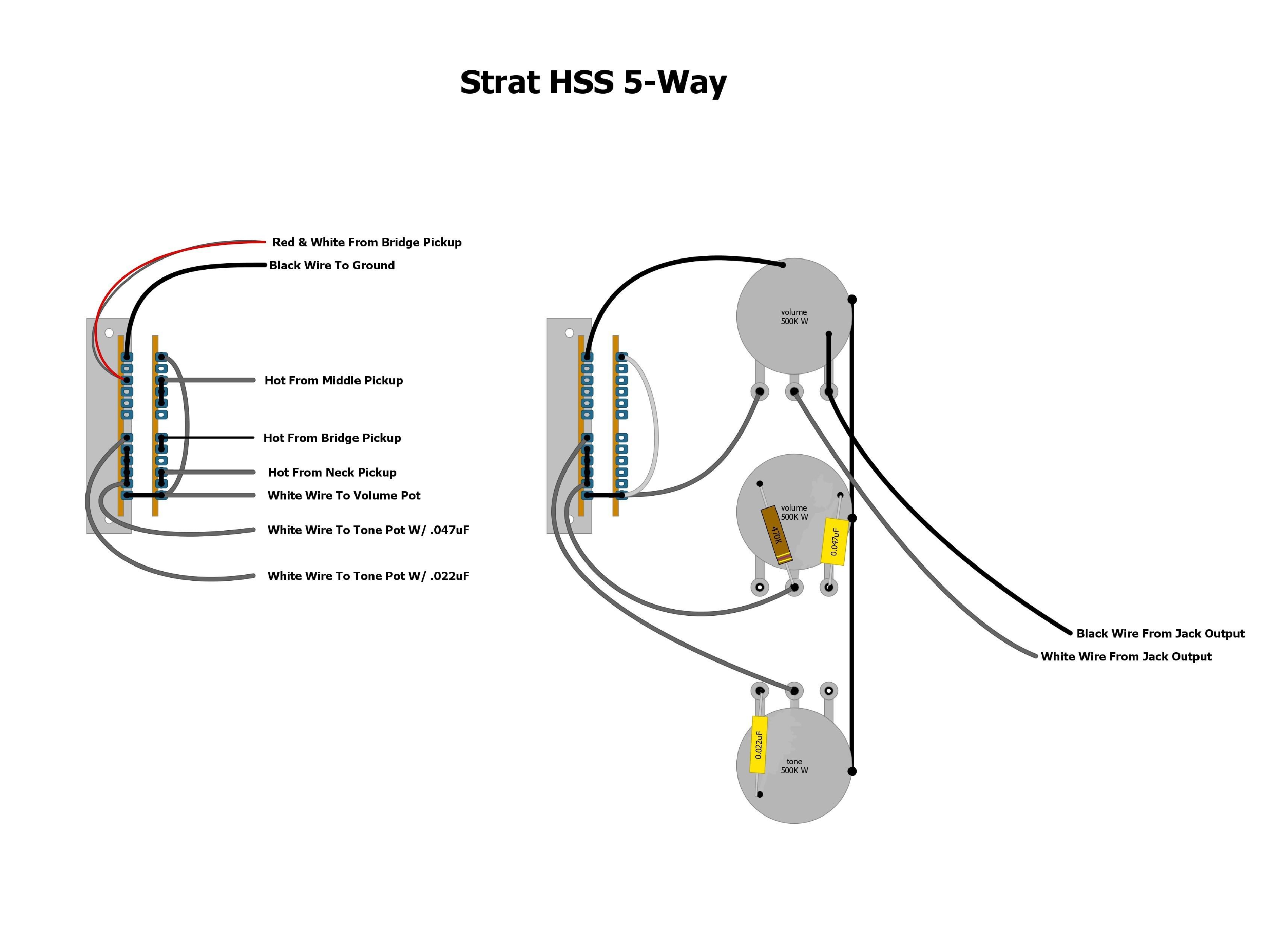 Guitar Wiring Diagrams Best Unique Guitar Wiring Diagram Diagram