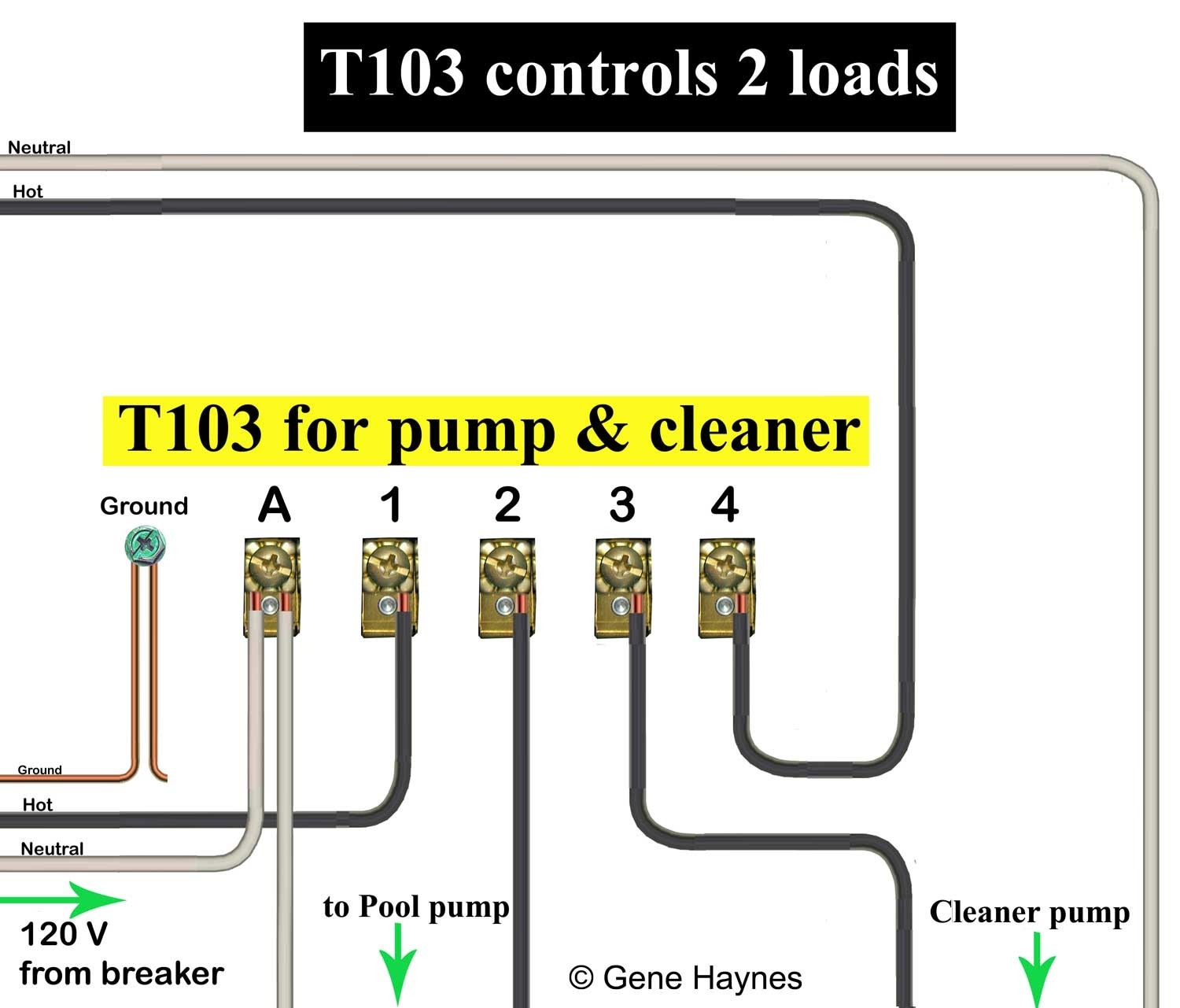 Intermatic Pool Timer Wiring Diagram Best How to Wire T103 Timer New  Intermatic Pool Wiring Diagram