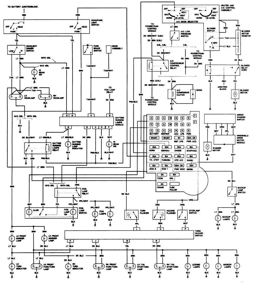 0900c c8b8 Volvo Truck Wiring Diagrams B2network Co Inside Trucks