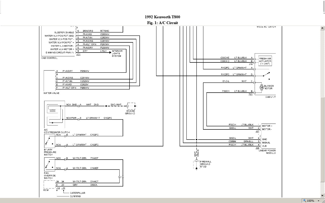 Cat 3406 Engine Wiring Diagram Free Download 3034 3406b Trusted Diagrams U2022
