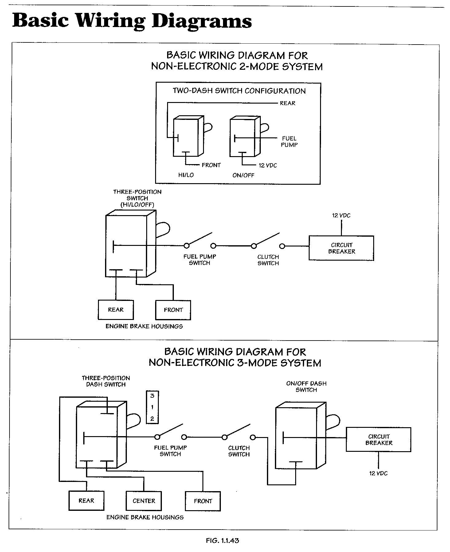 Kw T800 Brake Wiring Diagram - Wiring Diagram & Fuse Box •