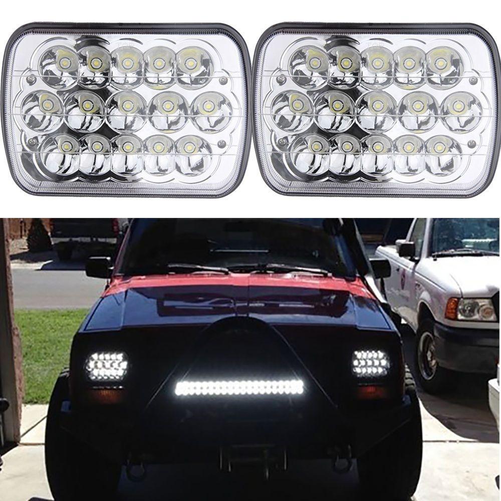 5x7 Led Headlights