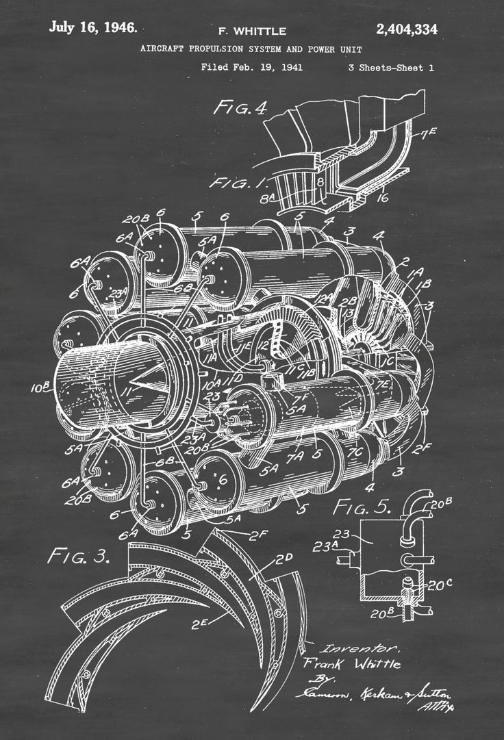 Jet Engine Schematic Inspirational Wiring Diagram Image Aircraft Propulsion Patent Vintage Airplane Blueprint Art Pilot Gift Decor Poster